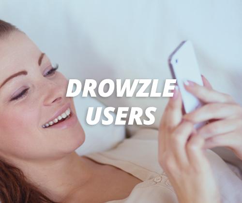 drowzle users